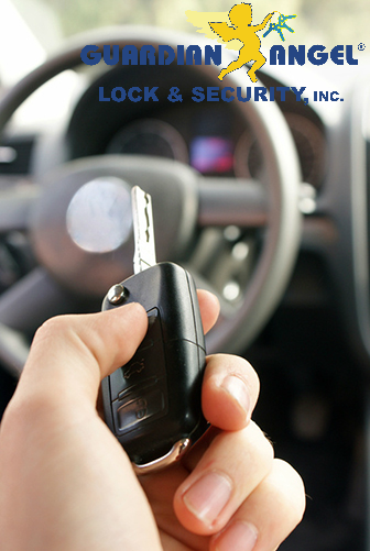 Automotive Transponder Locksmith Lockout