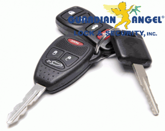 Automotive Transponder Remote Keys