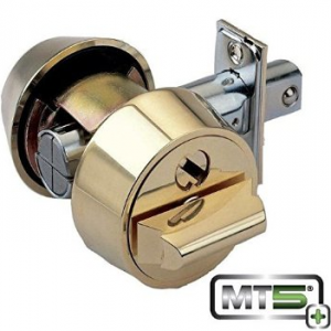 MT5+ DOUBLE CYLINDER DEADBOLT